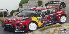 Rallye Automobile de Monte-Carlo 2019 Citroën C3 WRC #1 Ogier/Ingrassia 1/43 Volkswagen Polo, Peugeot, S2000, Monte Carlo, Rally, Automobile, Templates, Scale Model, Car