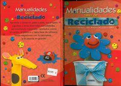 Los duendes y hadas de Ludi: Manualidades Taller de Reciclaje