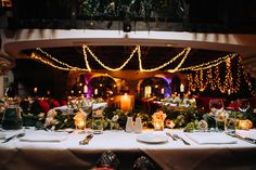 Beautiful floral-filled wedding at Belleek Castle // www.onefabday.com