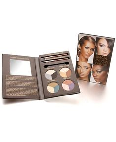 ShopStyle: Iman Eye-Con Collection-- best value eye shadow collection. products-i-love Iman Cosmetics, Makeup Cosmetics, American Skin, Perfect Eyes, Makeup Kit, Luxury Beauty, Eyeshadow, Make Up, Celebrity Makeup