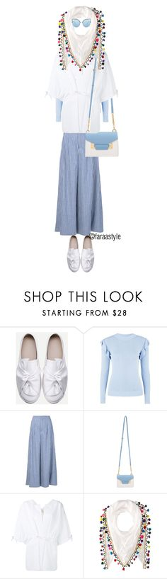 """""""SS17 Outfit"""" by faraastyle ❤ liked on Polyvore featuring Glamorous, ADAM, Sophie Hulme, Maison Rabih Kayrouz, Betsey Johnson, Matthew Williamson, summerstyle, springfashion, hijabi and hijabstyle"""