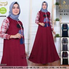 Pusat Grosir Baju Wanita | Baju Gamis Modern Surabaya, Jakarta, Muslim, Dan, Model, Fashion, Moda, Fashion Styles