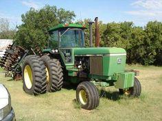 1982 John Deere 4640 Tractor http://www.heavyequipmentregistry.com/heavy-equipment/12834.htm