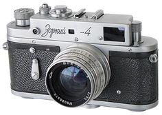 Soviet and Russian Cameras - Zorki-4