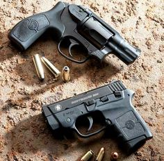 Smith & Wesson Bodyguards