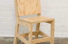 Have finally located the chair that appears in 'Like Crazy'- from LA duo todosomething