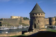 Château de Brest, Bretagne, France