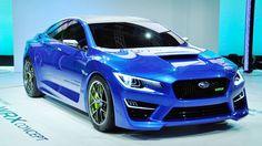 Subaru WRX Concept  [Credits: Top Gear]