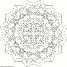 animal mandala coloring pages – Page 116 – GetColoringPages.org