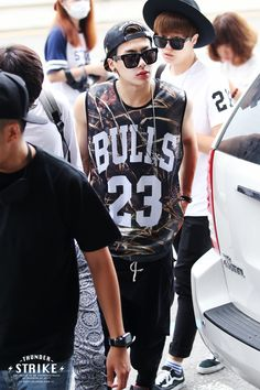 [FANTAKEN] 2014.07.19 — GOT7 @ Gimpo Airport departure to Japan © got7-jackson.com https://twitter.com/thunder7strike http://cfile237.uf.daum.net/original/2664604C53CA35F4201824