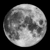 Tomorrow's Full Moon - 12/27/12 - is called the Long Moon.  The longest visible Full Moon of the year. Via McDonald Observatory. Univ. of Texas