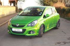 Vauxhall Corsa VXR Nurburgring - as seen on Top Gear. Honed on the Nurburgring, 280bhp and a top speed of 155mph. £22295