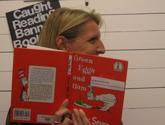 Banned Books Week Mug Shot