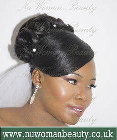 Nu Woman Beautys Afro Caribbean Wedding Hair Specialists
