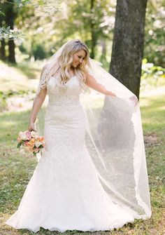 LOVE this veil.. made from a shop in Texas too! And its only $60!!!...I love it even more for that!