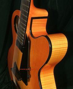 ribbecke guitars - Google Search