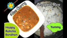 Festival Special   हैदराबादी बघारा चावल और आलू करि    Hyderabadi Baghara... Happy Rakshabandhan, Omelette, Fried Rice, Food To Make, Ethnic Recipes, Omelet, Nasi Goreng, Frittata, Stir Fry Rice