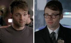 Fringe - the two faces of Lincoln Lee (Seth Gabel)