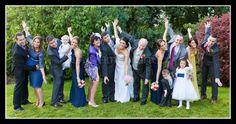 Jillian & Dan's Wedding at Hodson Bay by Liam Kidney Photography
