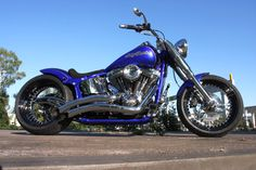 "Harley-Davidson Softail Fat Boy ""Compact"" by Thunderbike"