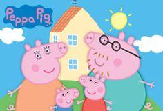 peppa pig characters