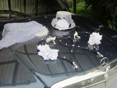 Decoration voiture mariage thème Docteur Jackel and Mr Hyde sur…