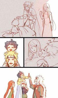 uzumakipposong: BORUTO WAKE UP This was. Naruhina, Naruto Sasuke Sakura, Naruto Comic, Sarada Uchiha, Naruto Cute, Naruto Shippuden Sasuke, Naruto Girls, Minato Kushina, Team Minato