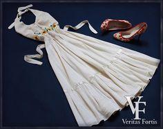 5ad7404e4f VINTAGE Kremowa Koronkowa Sukienka Haftowana Uni (5550353754) - Allegro.pl  - Więcej niż