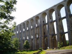 Viaduct of Chaumont (Champagne region) - Champagne-Ardenne