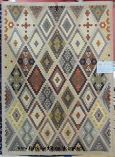 Welcome to my Gallery of Quilts! I hope you like what you see. If you have any questions please feel free to email me because I am always wi...