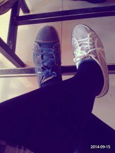 Two shoess :-P