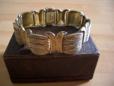 Prächtiges Sterling Silber Armband Original Theodor Fahrner TF Art Déco