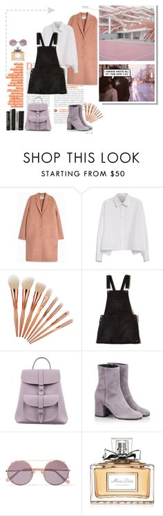 """beaming"" by emyemoemu ❤ liked on Polyvore featuring Acne Studios, Y's by Yohji Yamamoto, Hollister Co., Grafea, Fratelli Karida, Sunday Somewhere and Christian Dior"