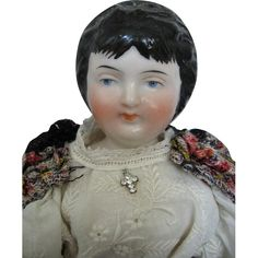 Kister Antique China Doll Youth and Old Age Two Faces Lovely Condition Old Dolls, Antique Dolls, Youth Age, Old Age, China Dolls, Two Faces, Antique China, Pet Names, Doll Accessories