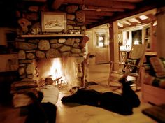 Vermont on pinterest 42 pins for Vermont mountain cabins