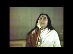 Sahaja Yoga - Shri Mataji talks about seeking the Truth. (French transla...
