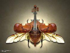 Stradivari Beatle - Worth1000 Contests