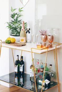 Zoella | Dreamy Bar Cart                                                                                                                                                                                 More