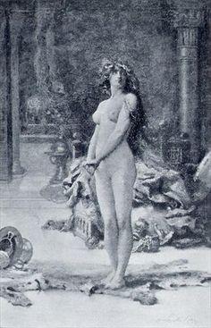 Loot by Henrietta Rae :: 1903