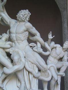 Laocoon Group, Vatican Museum, Rome | Laocoon Group, Vatican… | Flickr