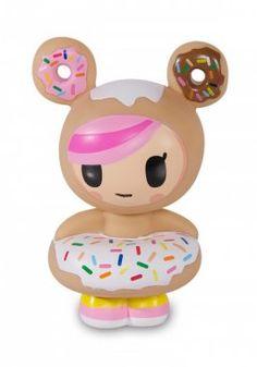 Donutella Vinyl Toy - Tokidoki