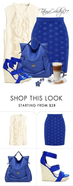 Designer Clothes, Shoes & Bags for Women Classy Outfits, Casual Outfits, Cute Outfits, Fashion Outfits, Womens Fashion, New Years Eve Outfits, Work Attire, Blue Fashion, Swagg