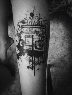Tattoo ✌️ Boombox