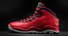 """Air Jordan 10 """"Bulls Over Broadway"""" Release Date - Nice Kicks"""