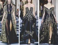haute couture fashion – Gardening Tips Pretty Outfits, Pretty Dresses, Couture Dresses, Fashion Dresses, High Fashion, Fashion Show, Fantasy Gowns, Beautiful Gowns, Look Cool