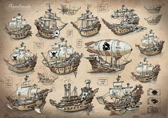pirate ship - Google Search