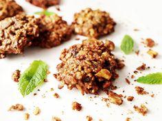 Banana oat cookies / #vegan #eatmeplease