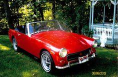 1973 MG Midget - Victoria British LTD. http://www.britishsportscarlife.com/blog/2015/2/13/thomas-chaney-his-73-midget