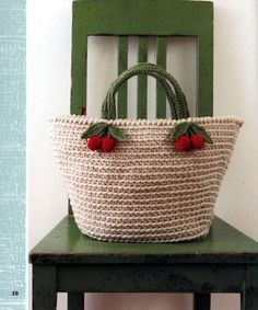 Crochet With Color (Kazuko Rikoayi)