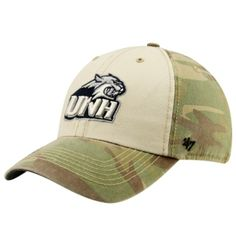 UNH Wildcats OHT hat